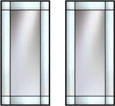 glass door texture. Cabinet Glass TRADITIONAL-GLASS - T219 Door Texture 3