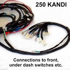 kandi 250cc wiring harness kandi cc atv wiring diagram kandi wiring buggy wiring harness gy cc chinese electric start kandi kd buggy wiring harness gy6 250cc chinese