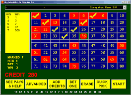 Keno Frequency Chart Keno Frequency Software Free Download