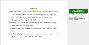 How To Make Work Cited Page Work Cited Essay Example Plus Radio Info