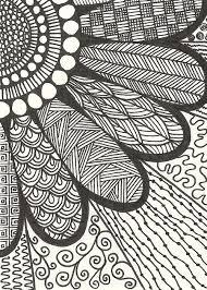Doodle Droedels En Tangels Tekenen Dessins Zentangle Dessin