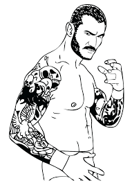 Coloring Sheet Wwe Collection Of Coloring Pages Wodpressevenclub