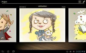 animation desk sketch draw