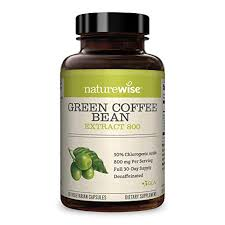 It also boasts high levels of chlorogenic acid, a polyphenol antioxidant that researchers speculate may promote weight loss by reducing the absorption of fat and glucose in the gut, and lowering insulin levels to improve metabolic function. Caffeine In Green Coffee Extract