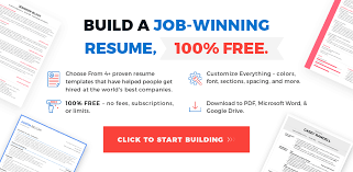To Build A Resumes How To Write A Job Winning Resume In 2019 5 Templates
