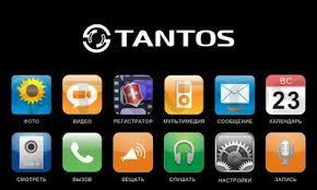 Домофон / <b>Видеодомофон Tantos Loki</b> + цена: 12282 руб.