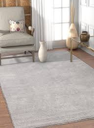 well woven kasper outstanding modern solid plain light grey area rug contemporary area rugs by well woven