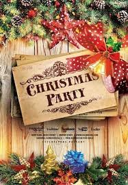 Christmas Flyer Templates Christmas Flyer Psd Template