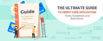It took work — there are dozens of options simply for cash back cards alone — but you're confident you made the right choice. The Ultimate Guide To Credit Card Application Rules Exceptions And Restrictions