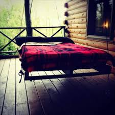 no cost pallet bed swing