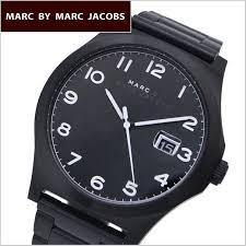 bell field rakuten global market marc by marc jacobs marc by marc by marc jacobs marc by marc jacobs watch jimmy mens all black marc by marc