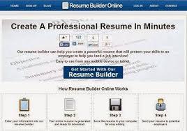 15 Free Resume Builder Popular Sites To Create Professional Cv S