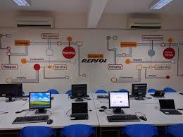 Syrian Affiliate Establishes Computer Room At Yerevan High SchoolSchool Computer Room Design