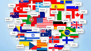 Resultado de imagem para idiomas