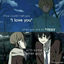 Love Anime Quotes Gorgeous Love Anime Quotes Best Quotes Everydays