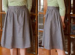 Simple Skirt Pattern With Elastic Waist Cool Decorating