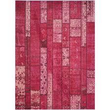 safavieh monaco adum pink indoor area rug common 8 x 11 actual