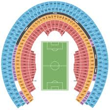 Olympic Stadium Tickets And Olympic Stadium Seating Charts