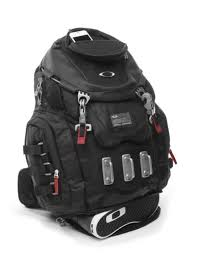 Brand New Wtags Oakley Kitchen Sink Black Performance Backpack