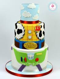 Toystory Birthday Cakes