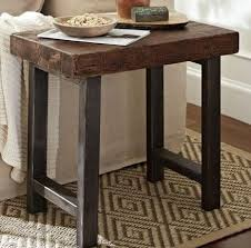 rectangle end table. Rectangle End Table Intended For Pottery Barn Inspired Hometalk Decor 9 B