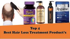 top 4 best hair loss treatment s reviews 2018 causes of hair loss