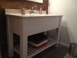 Homemade Bathroom Vanity Bathroom Bathroom Vanity Shelf Desigining Home Interior