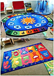 playroom area rugs kids play baby room rug large childrens target a