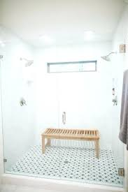 glass block windows in showers glass block window in shower bathroom traditional with glass block tub