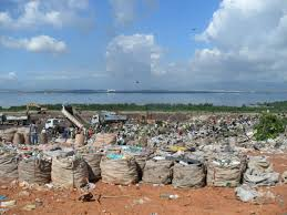 closes symbol of environmental degradation ahead of rio  the gramacho dump just before it was closed down credit fabatildeshyola ortiz ips