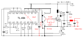 volt voltage regulator diagram wirdig converter circuit diagrams wiring diagram schematic