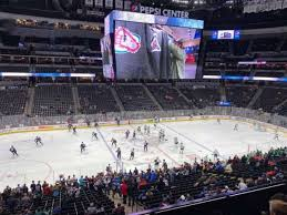 Colorado Avalanche Seating Chart With Seat Numbers Photos At Pepsi Center