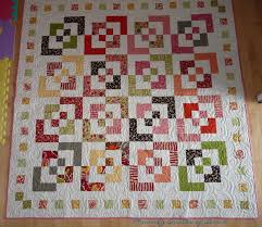 1000+ images about Quilts on Pinterest | Lattices, Bento box and ... & Sewing & Quilt Gallery: Strip-Pieced Bento Box Quilt Pattern, this is the  next quilt on my list. love that color and pattern options Adamdwight.com