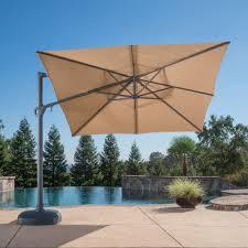 10ft x 10ft square cantilever umbrella 849 99