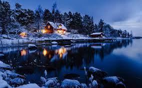 Free download Winter Night Desktop ...