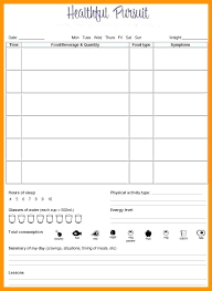 Daily Calendar Template Excel Day Planner Diary Vacation