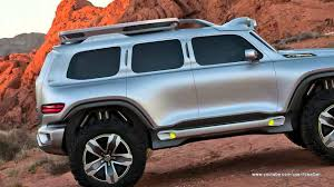 2012 Mercedes Benz Ener G Force SUV Concept - YouTube
