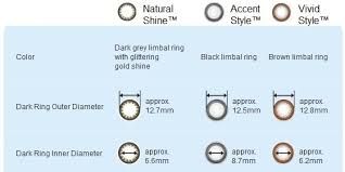 32 Genuine Acuvue Contact Lenses Color Chart