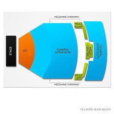 The Fillmore Seating Chart Miami Ski Mask The Slump God Miami Beach Tickets 12 11 2019