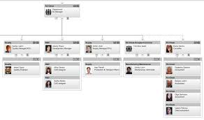 Dotted Line In Organizational Chart 68 True To Life Dotted Line Reporting In Org Chart