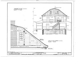 FosterArmstrong HouseDutch Colonial Houses Dutch Colonial Gambrel Roof House Floor Plans