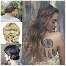 Winter Wedding Hairstyles For 2017 2017 Haircuts Hairstyles And