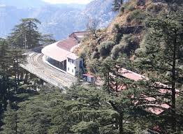 Image result for shimla railway station