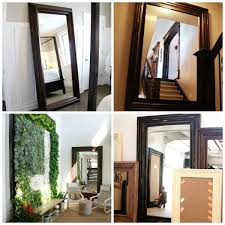 Wonderful How To Make A Large Mirror 17 In Modern Home with How To Make A Large  Mirror
