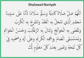 Aplikasi sholawat nariyah persembahan nahdlatul ulama untuk memudahkan dalam pembacaan sholawat. Fadhilah Atau Keutamaan Baca Sholawat Nariyah Rembang Bicara
