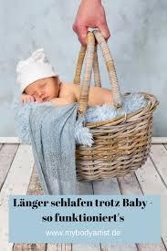Länger Schlafen Trotz Baby Mit Diesen Tricks Klappt Es
