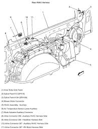 rear hvac blower motor does not turn on all fuses okay 2005 yukon xl  at All Wiring Harness For 2006 Gmc Yukon Denali