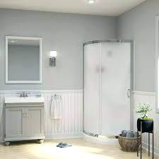 corner shower stall kits. 30 Inch Shower Stall Corner Kits X Kit Medium Size Of Round
