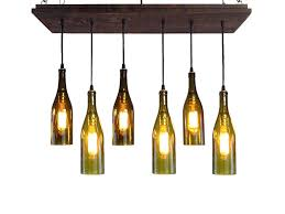 bottle chandelier designs how to make wine pottery barn whiskey bottle chandelier how to make