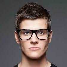 guy wearing eyeglasses